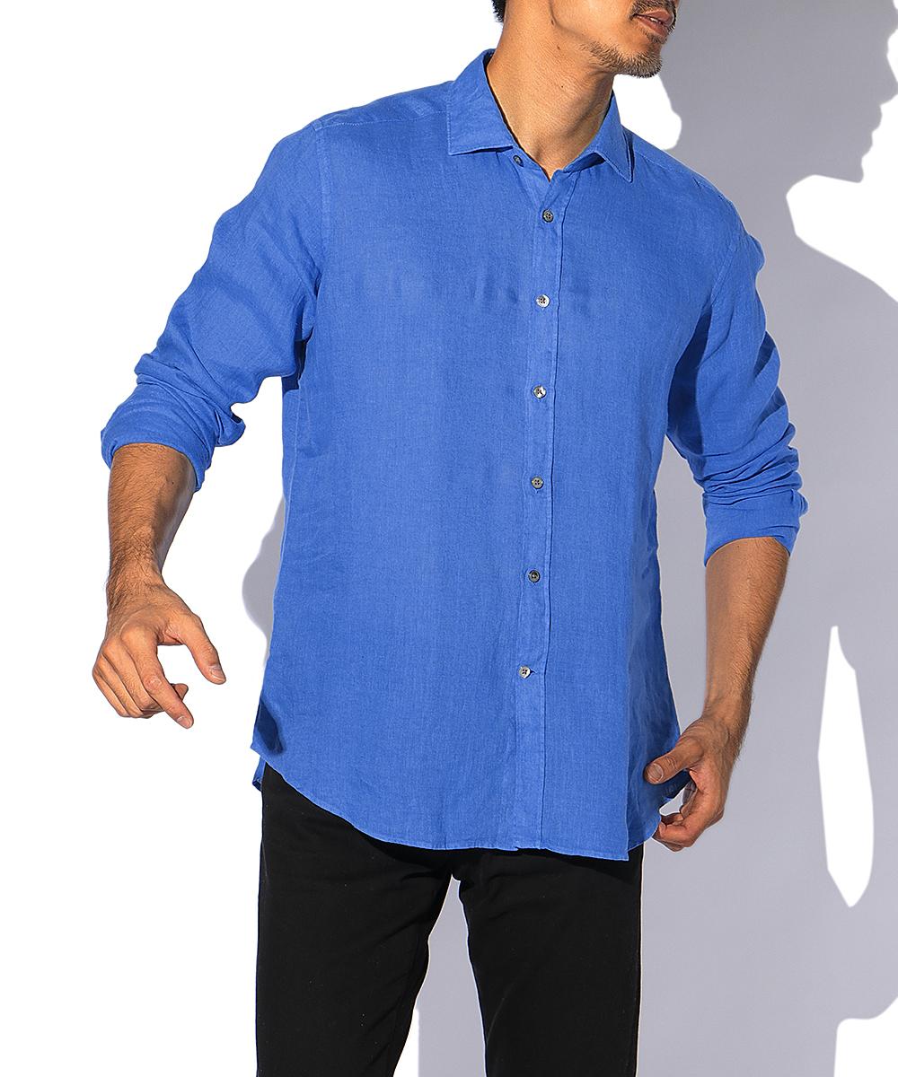 【限定商品】リネンシャツ