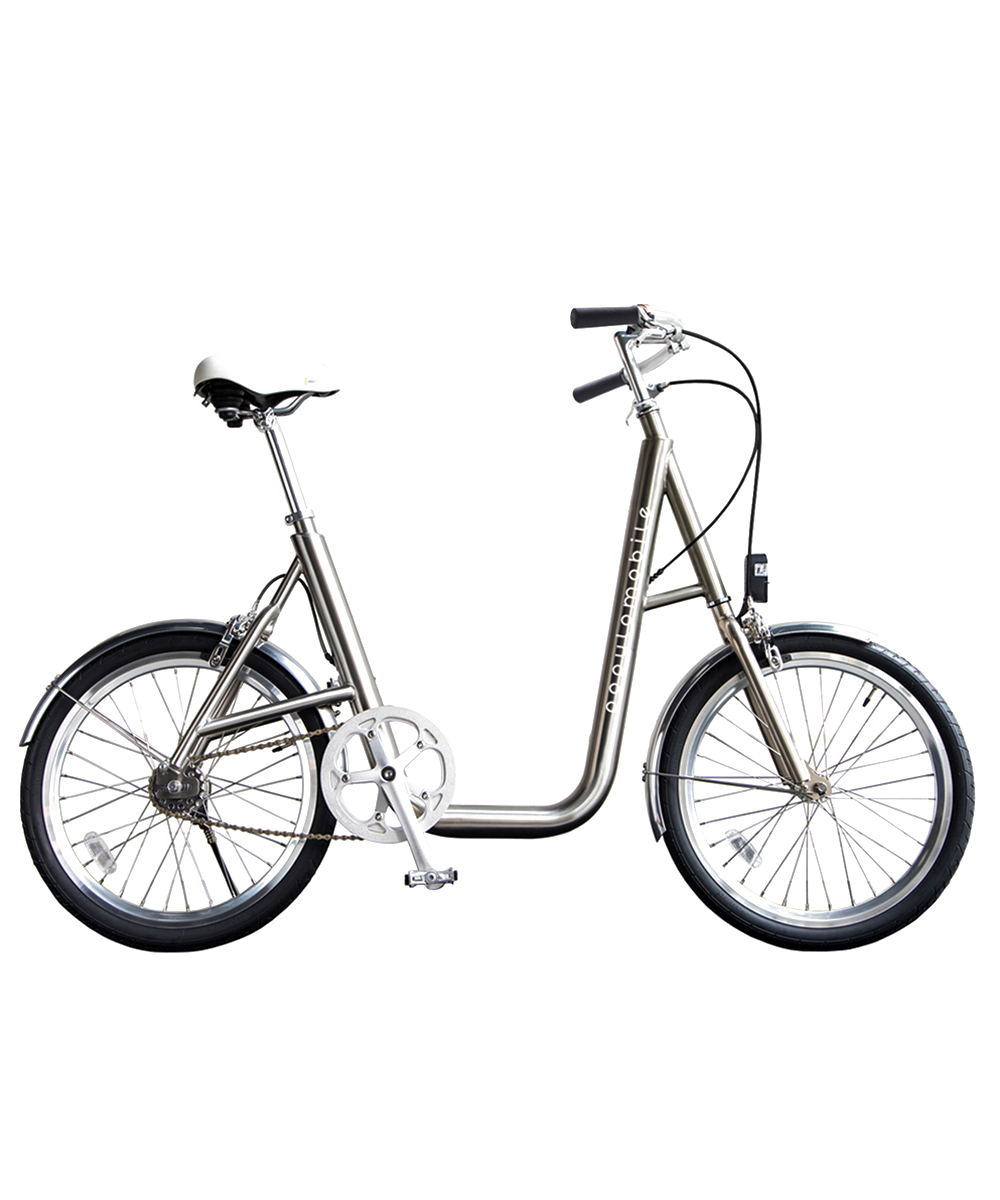 """【メーカー直送】""""ポプロスマイル""""自転車"""