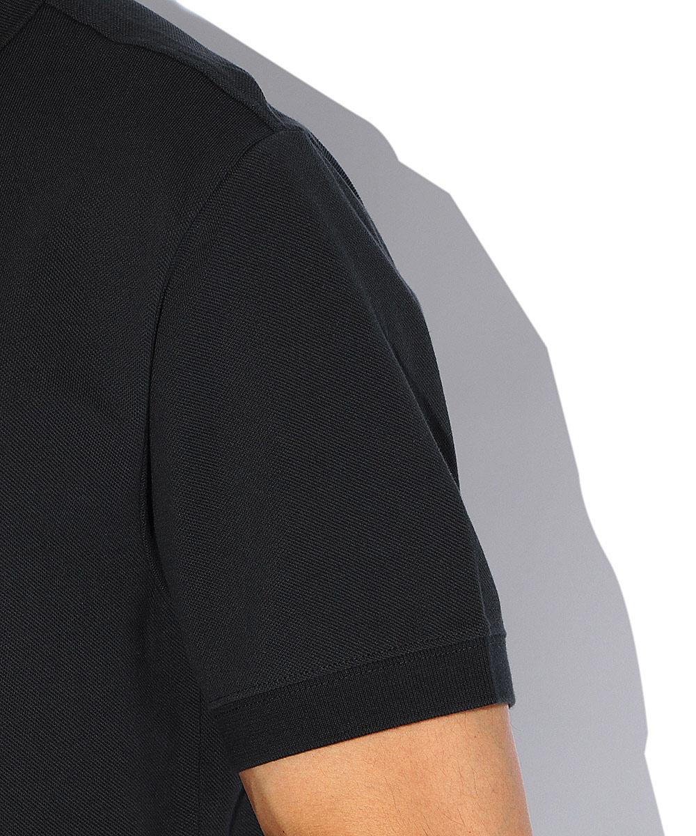 ワンポイントロゴポロシャツ