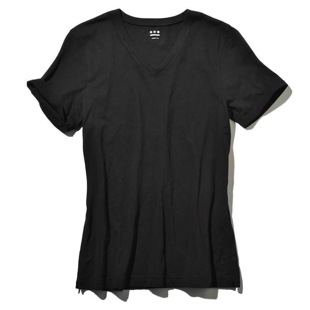 ブラッド VネックTシャツ