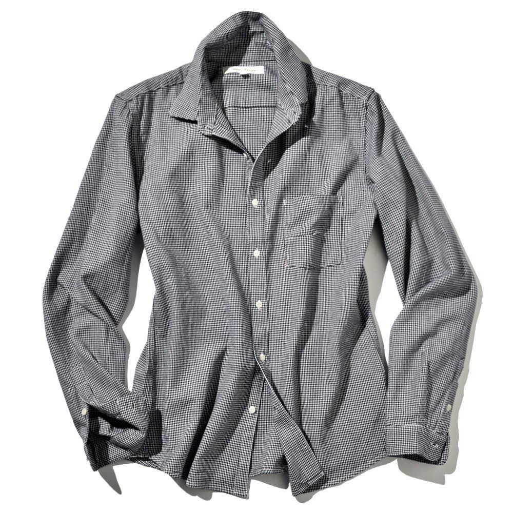 シャツ ブラック