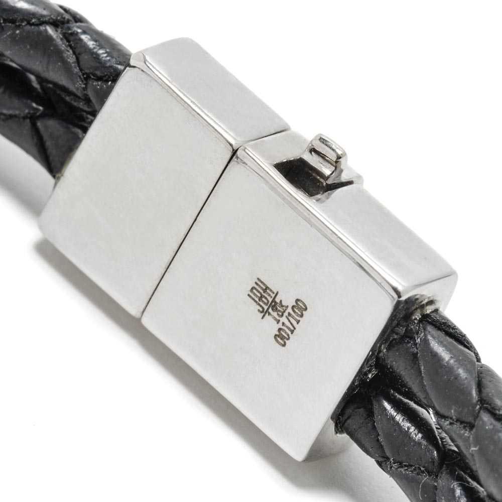 フローティング ダイヤモンド バイアル ブレスレット