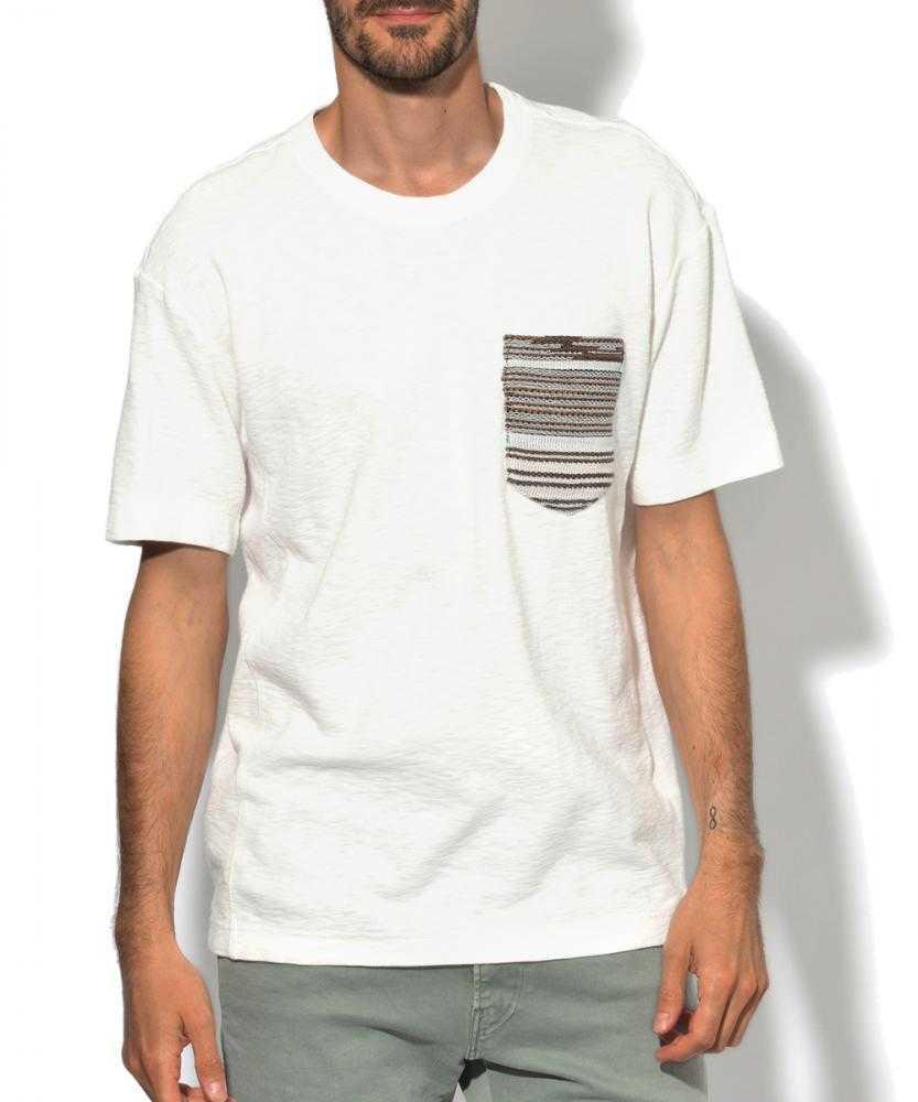リバースデザインポケットTシャツ