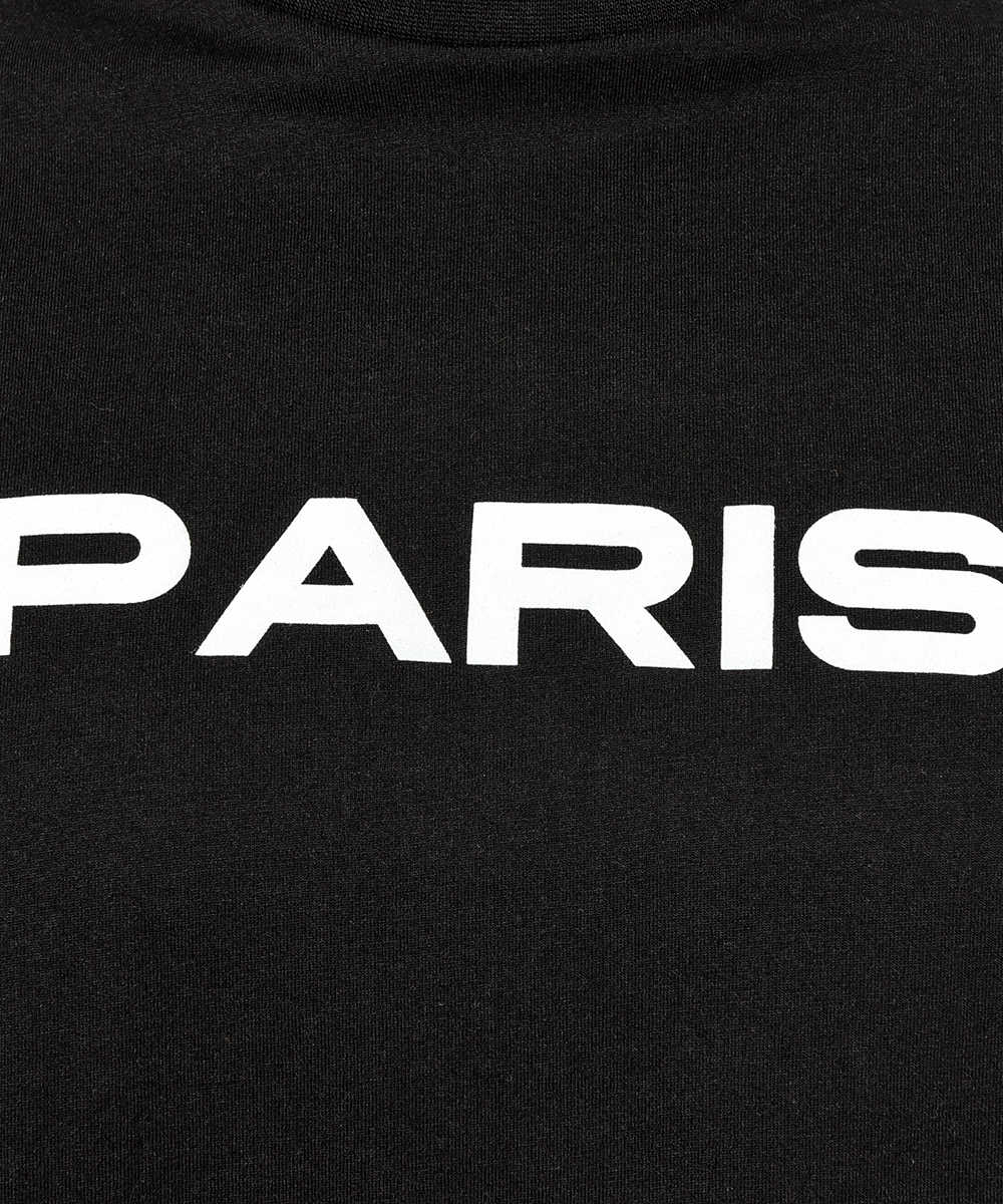 """""""パリ""""クルーネックTシャツ"""