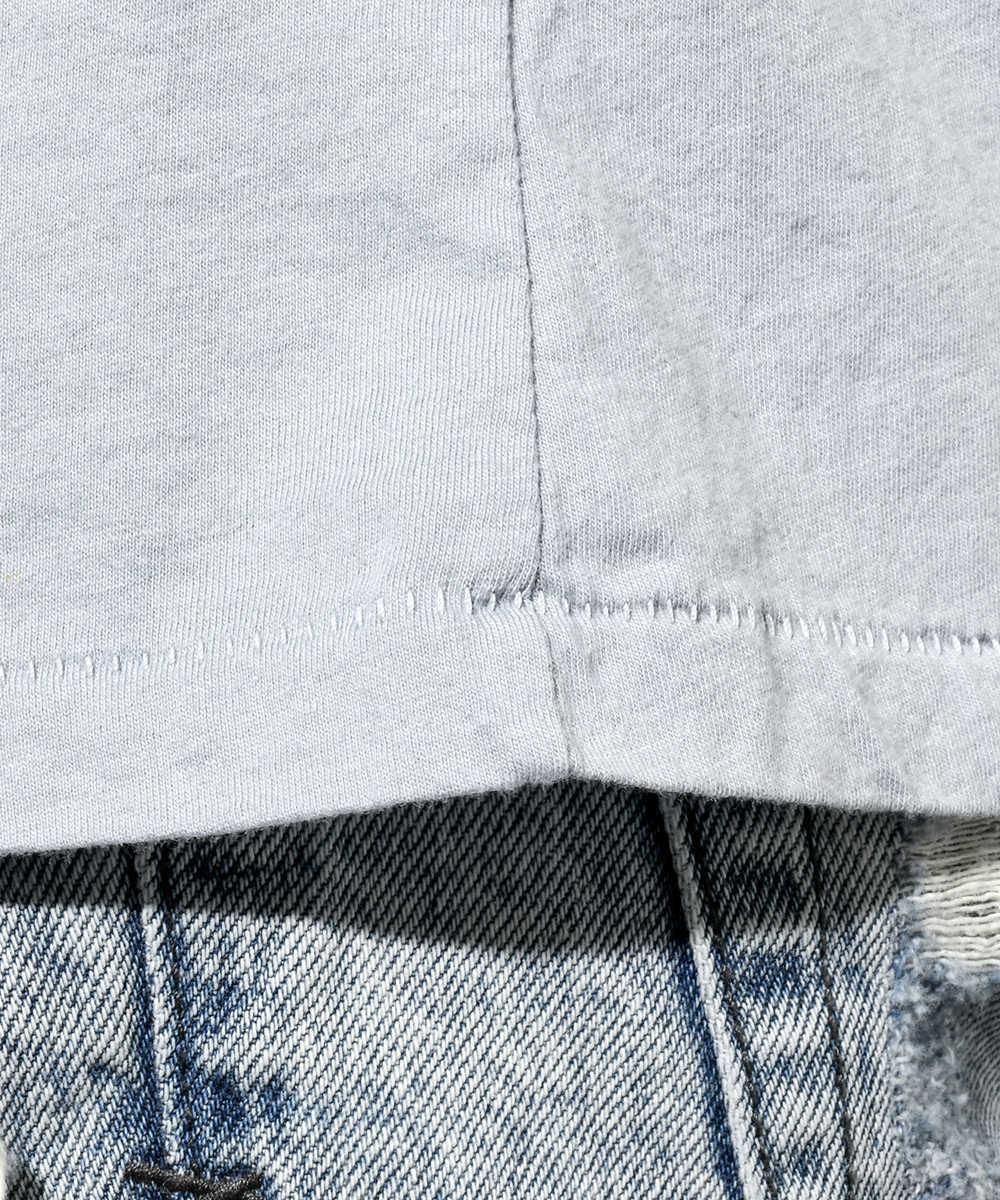 【別注・先行販売商品】VネックTシャツ