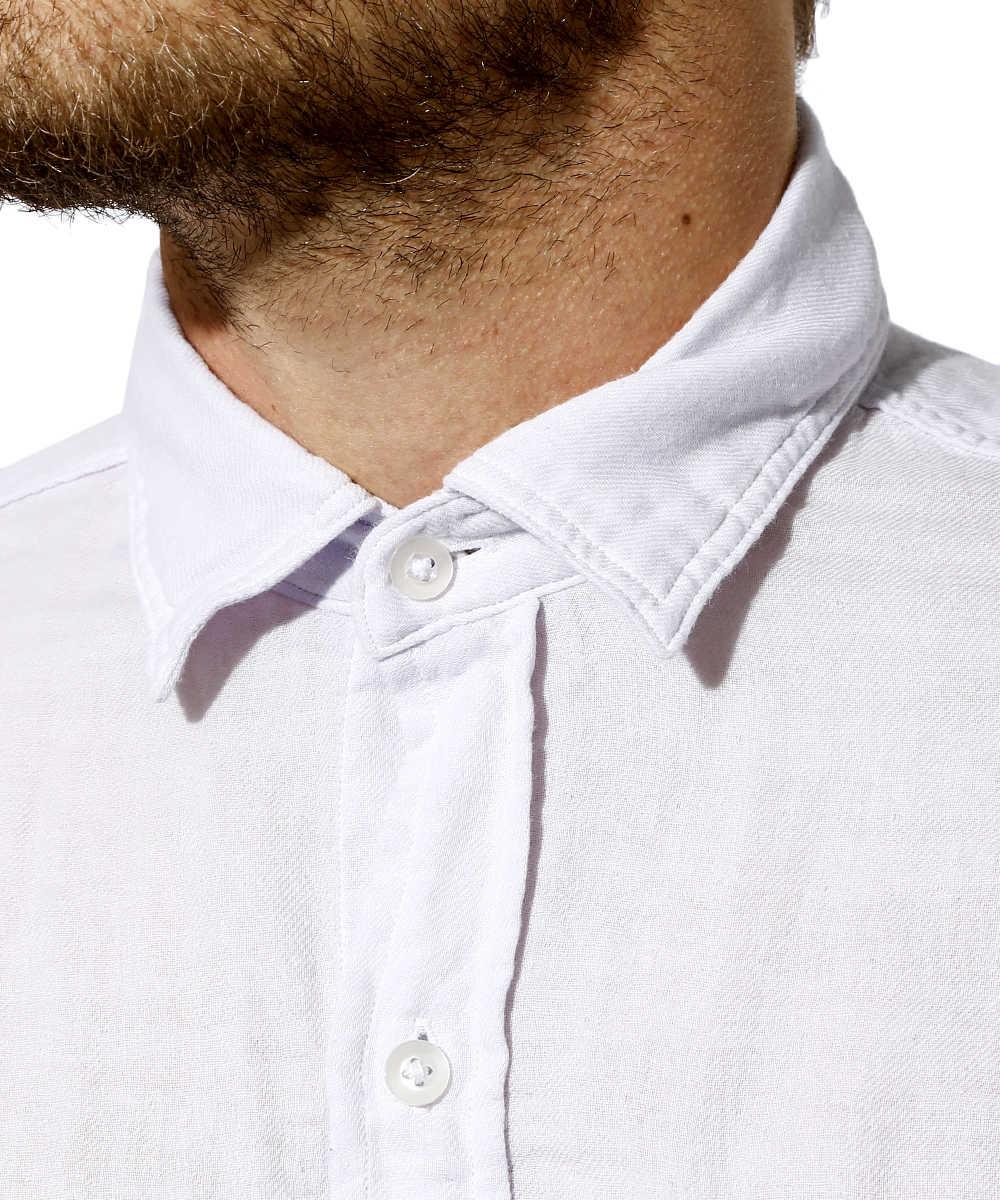 ダブルガーゼスタンダードシャツ