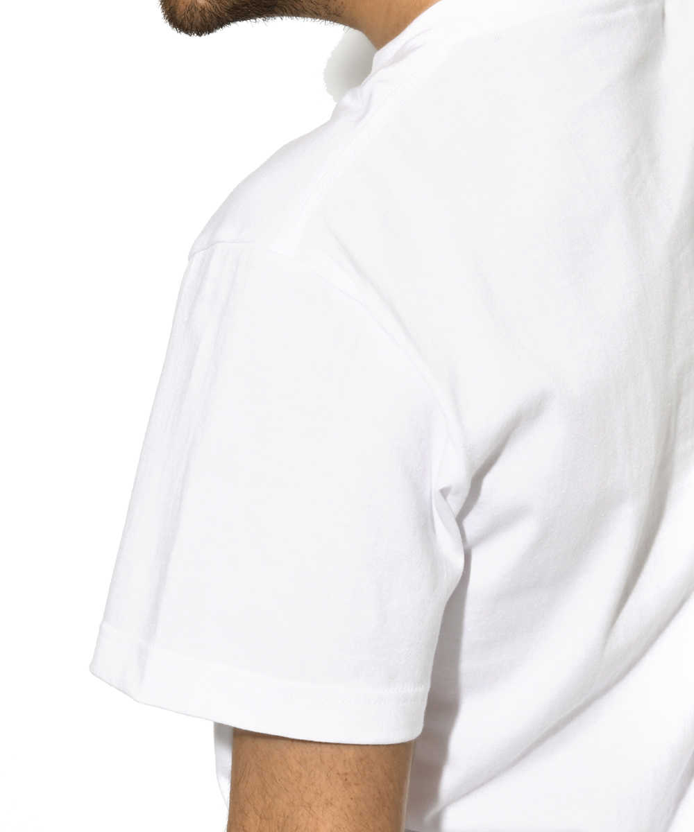 【別注・限定商品】クルーネックフォトプリントTシャツ