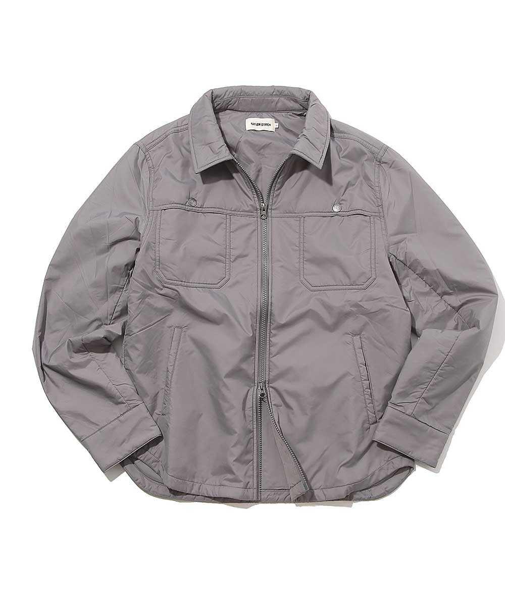 ブッシュランドシャツジャケット