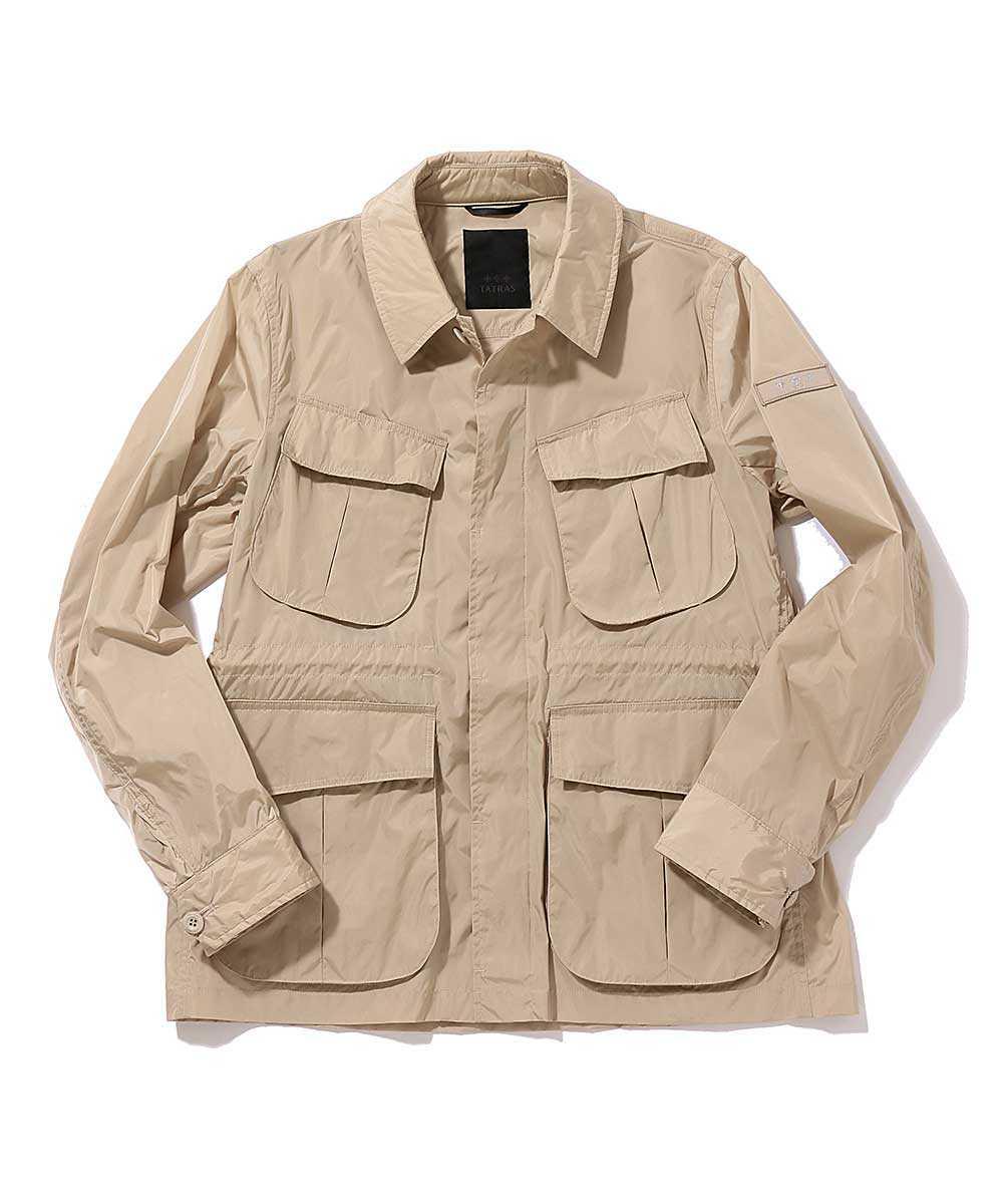 ナイロンフィールドジャケット