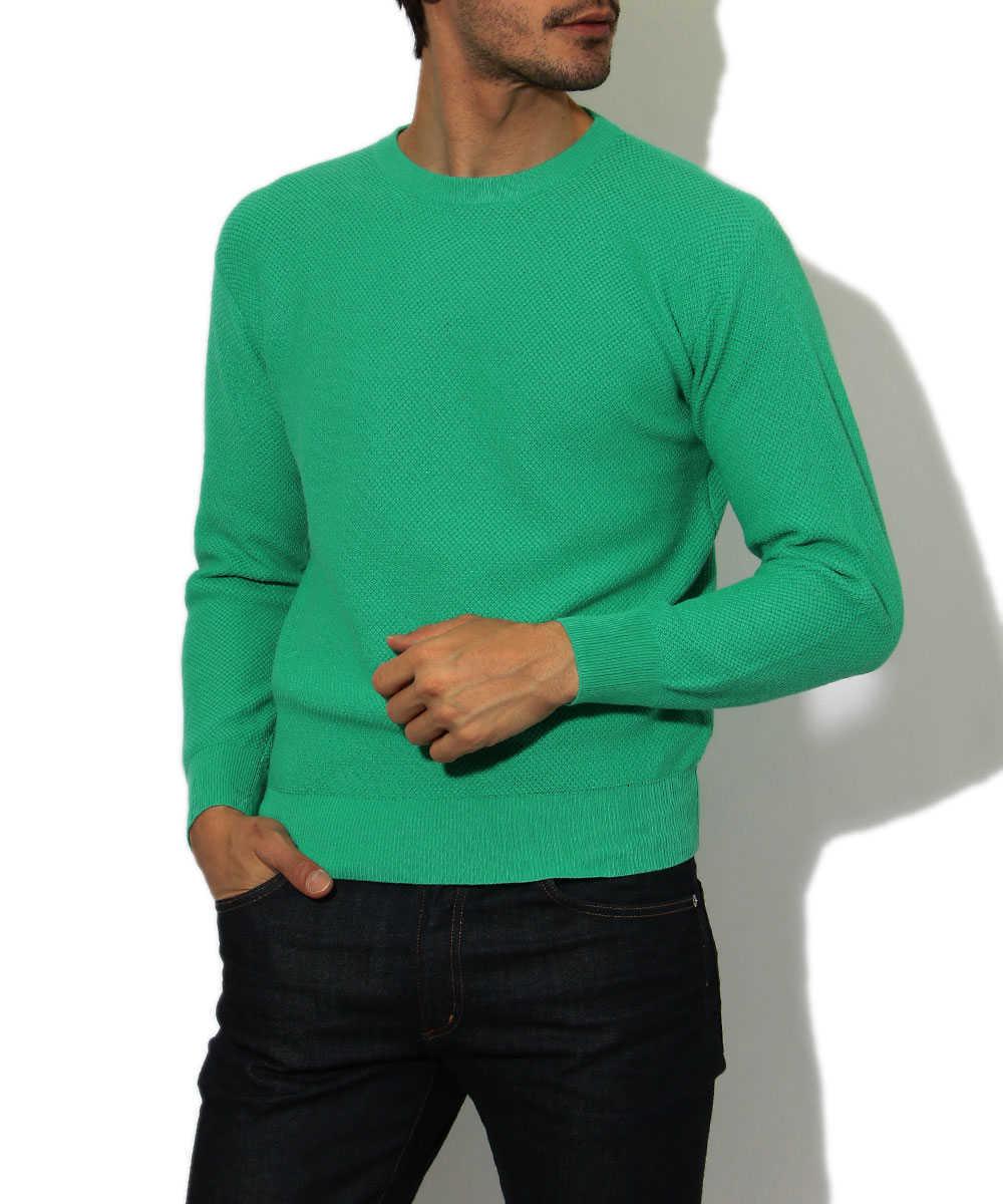 ピケスウェットシャツ
