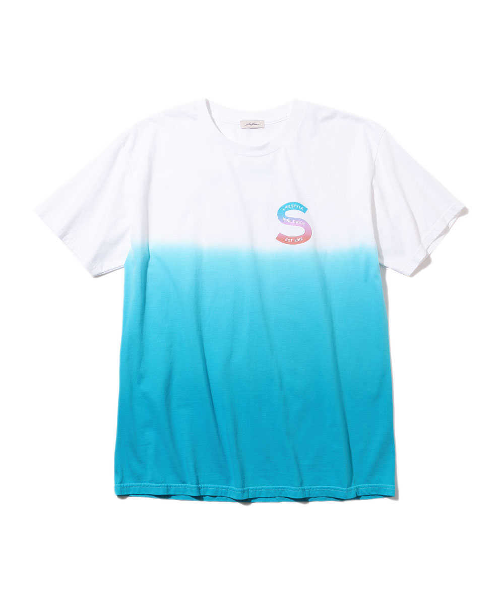 【別注・限定商品】タイダイクルーネックTシャツ