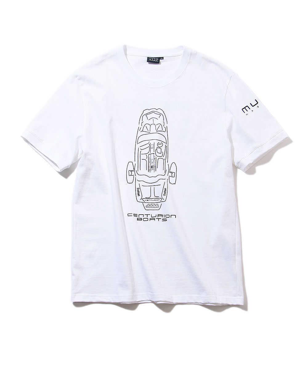 【別注・限定商品】クルーネックTシャツ