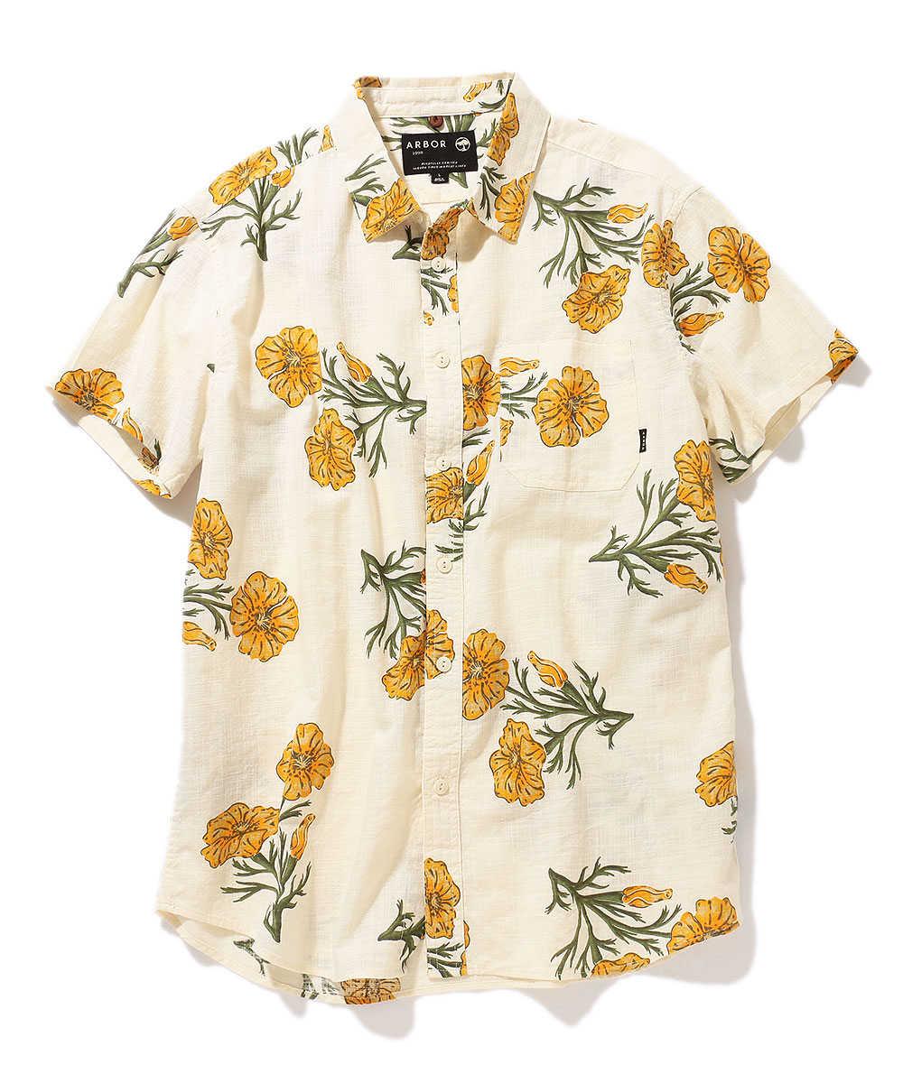 ポピー半袖シャツ