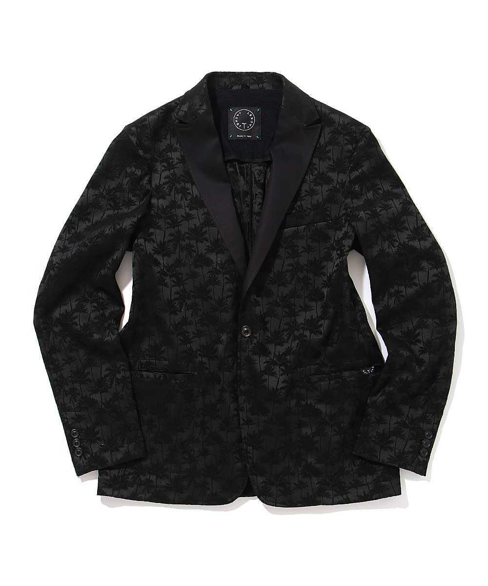 パーム柄イブニングジャケット