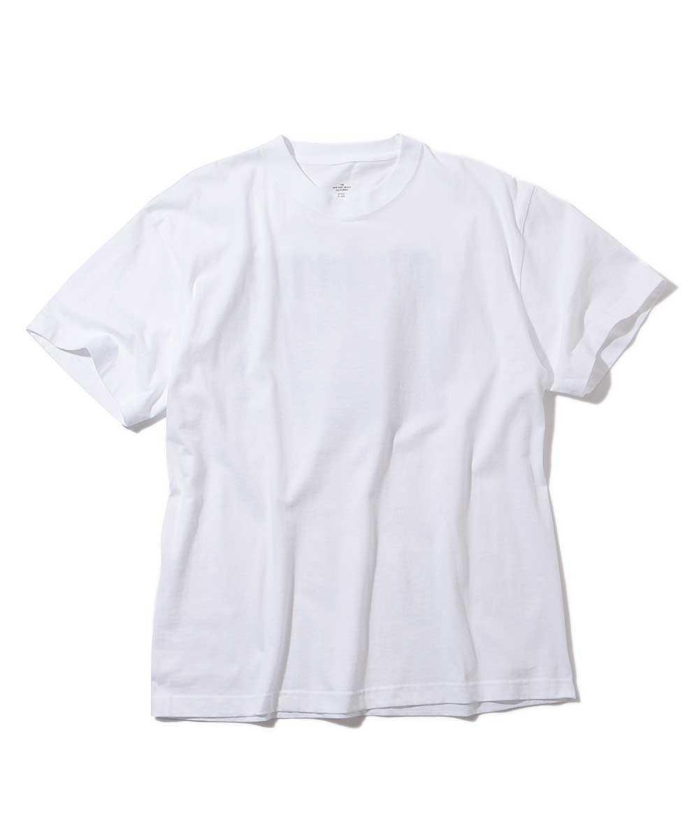 フォトクルーネックTシャツ