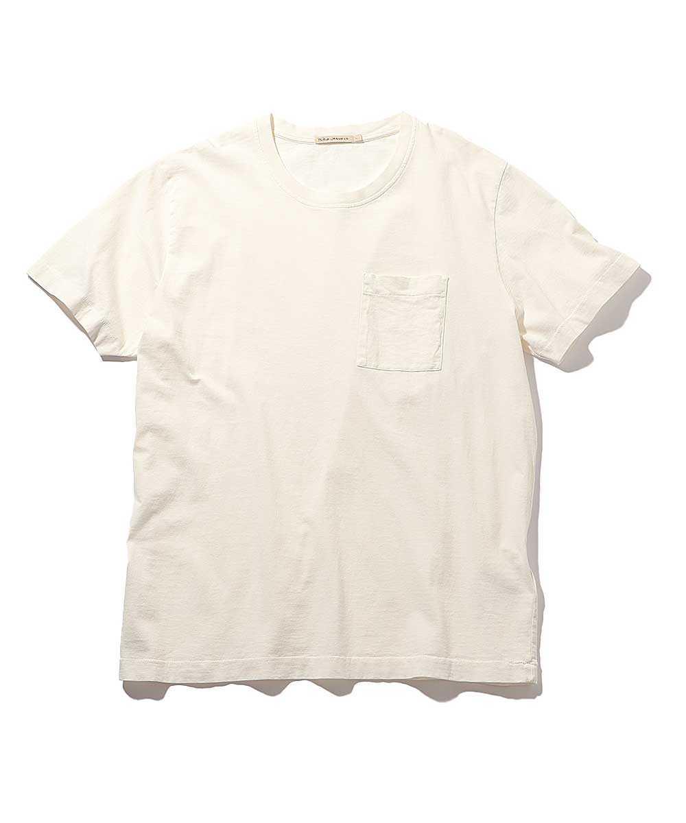 """""""ロイ""""ポケットクルーネックTシャツ"""
