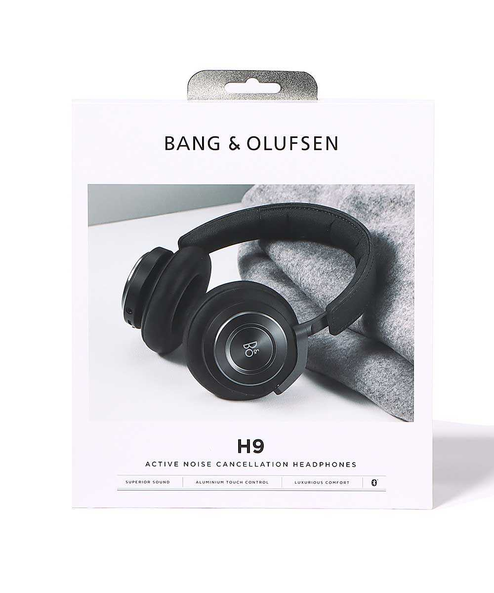 """Beoplay H9 3rd""ワイヤレスヘッドホン"