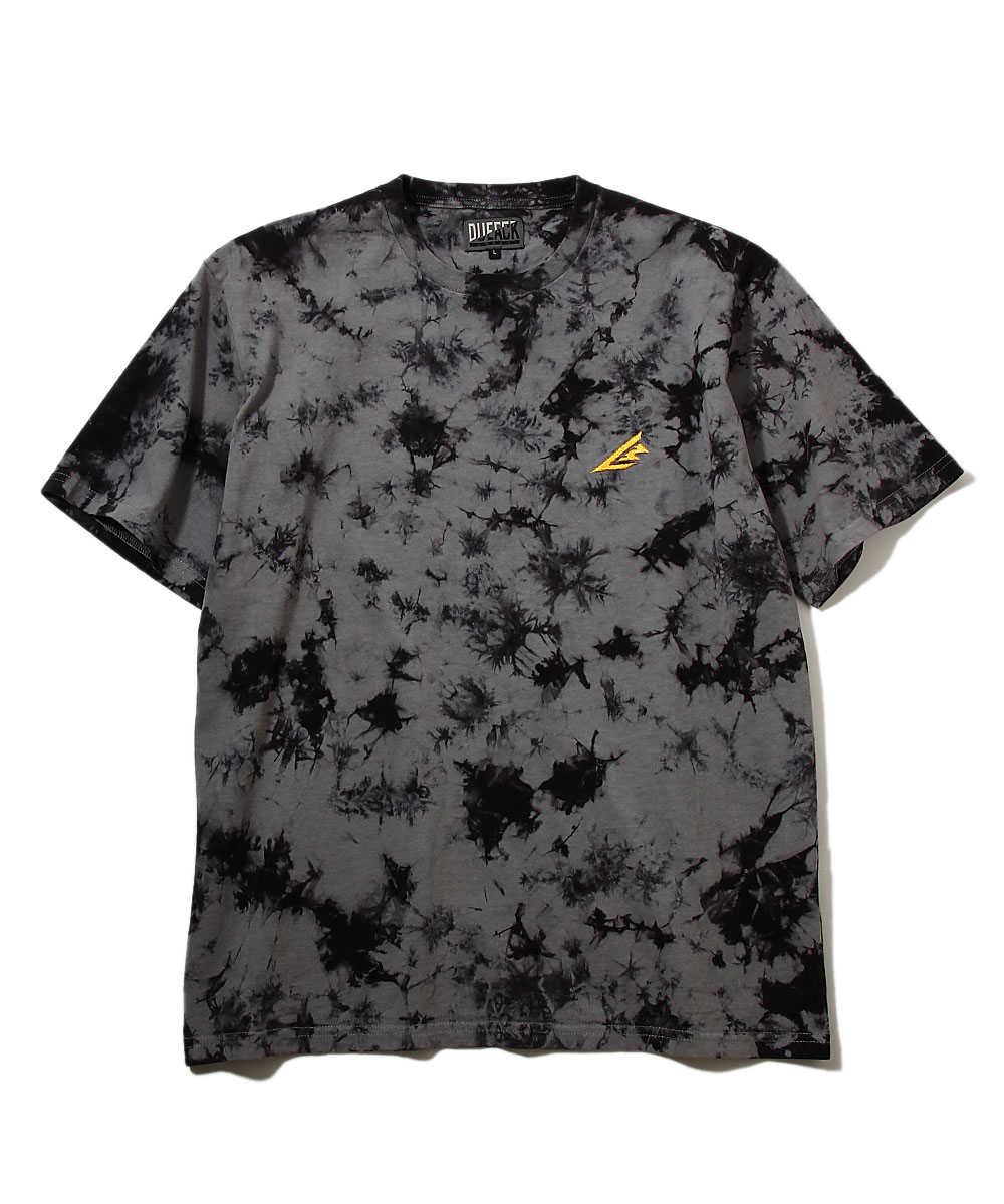 【ブラックレーベル】タイダイクルーネックTシャツ