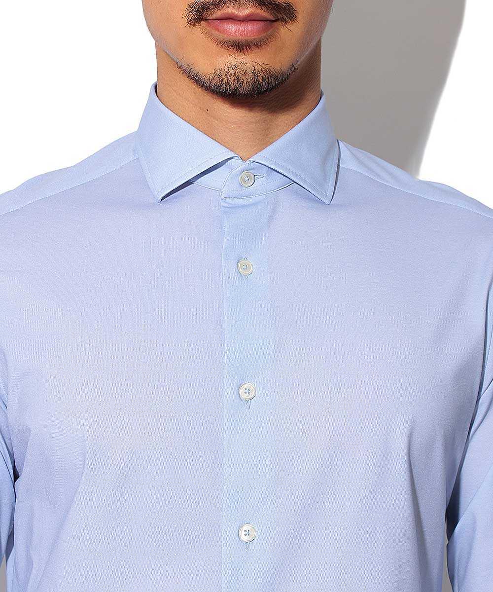 セミワイドカラーシャツ