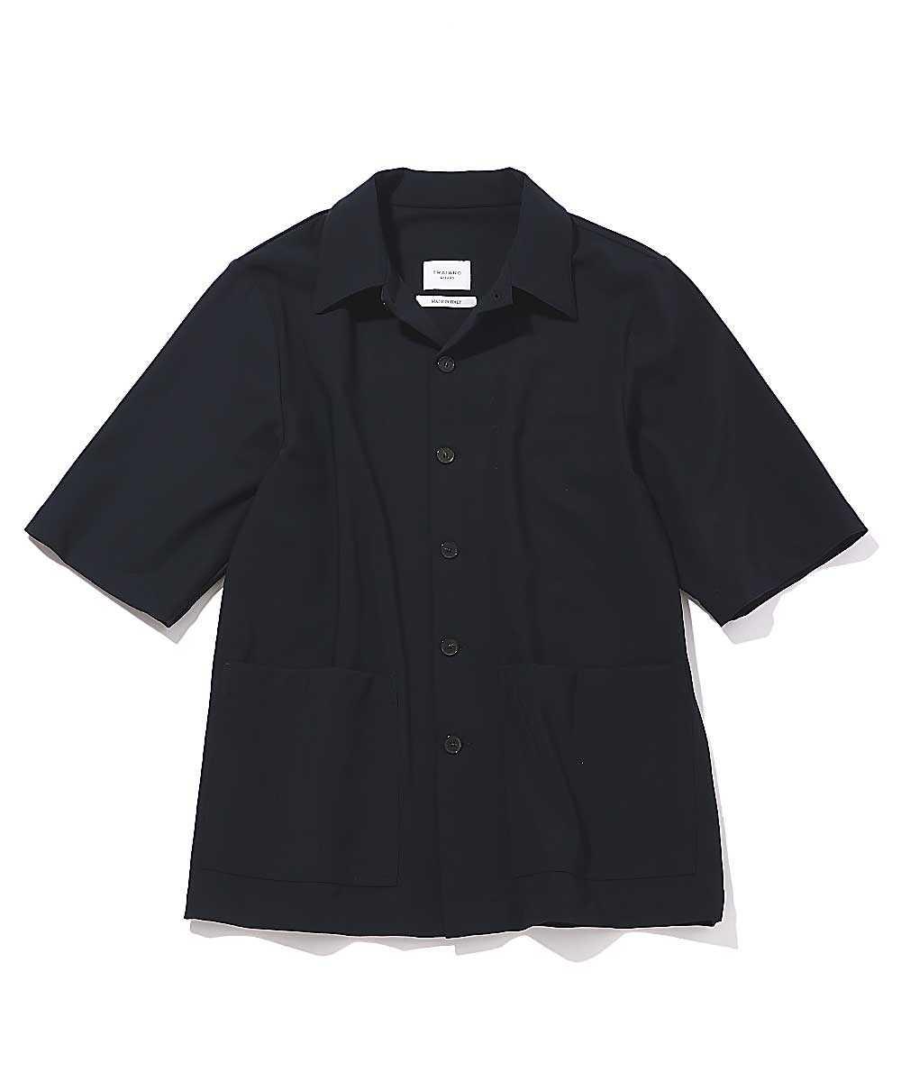 ダブルポケットシャツ