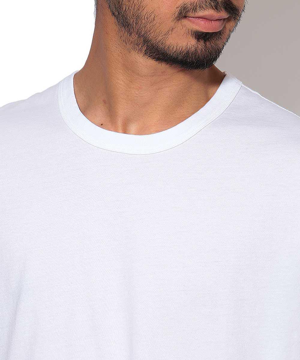 2パッククルーネックTシャツ