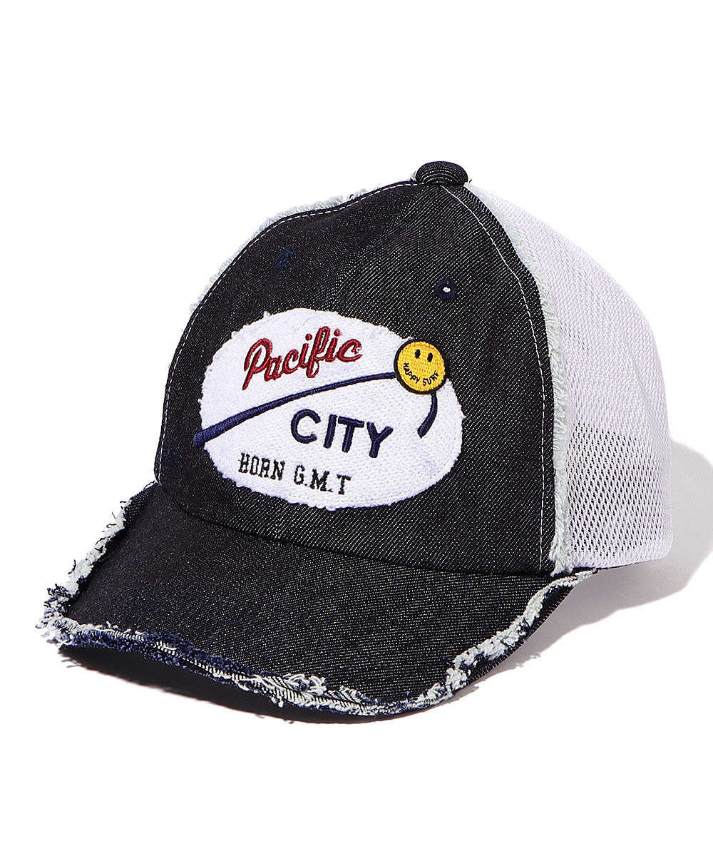 """Pacific City""キャップ"