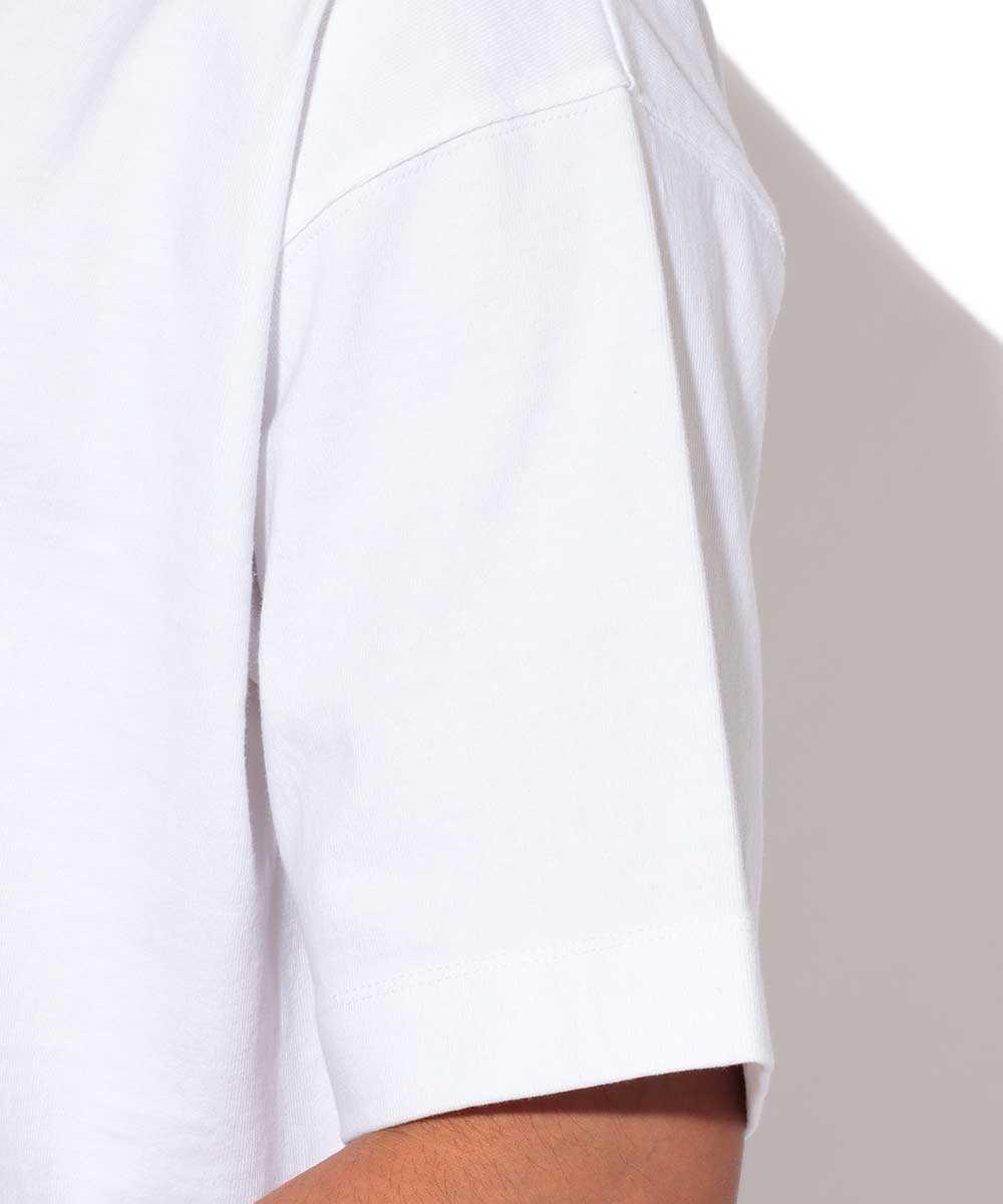 エイブレンズ×マックナイトミドルネックTシャツ