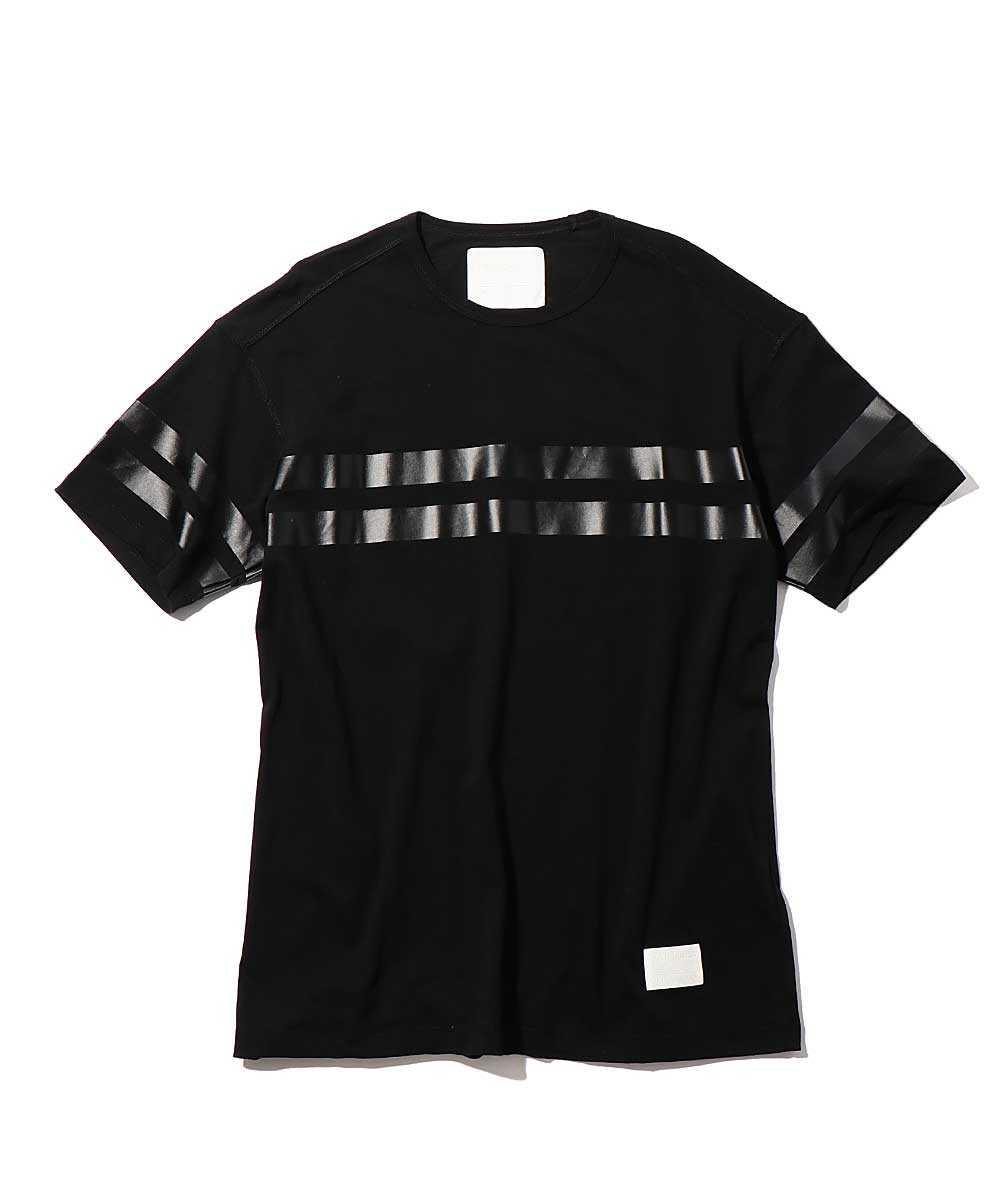 【スポーツラボ】プリントクルーネックTシャツ