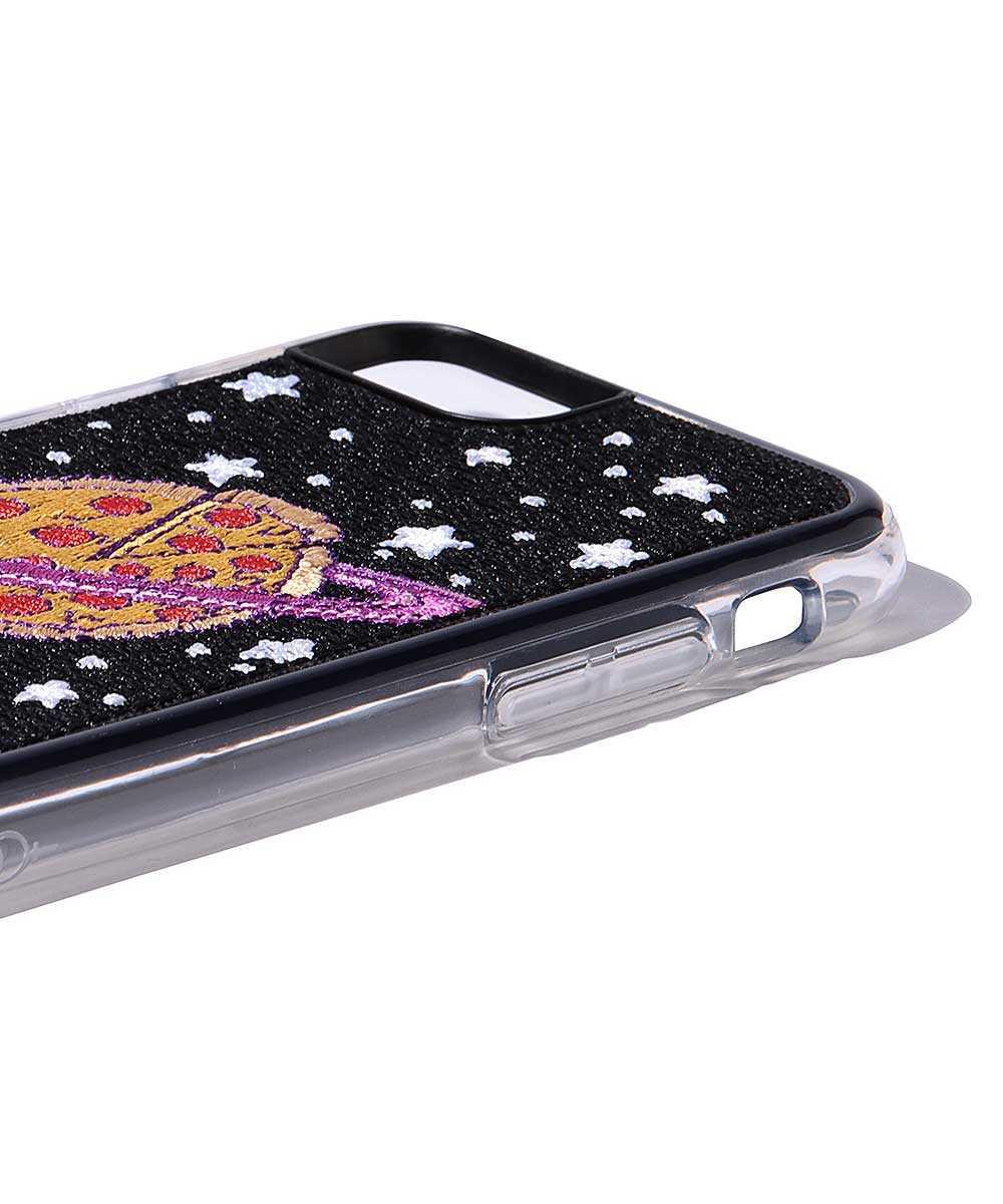 """""""コスミック ピザ""""iPhone7/8/SE2/XS/XSMAXケース"""