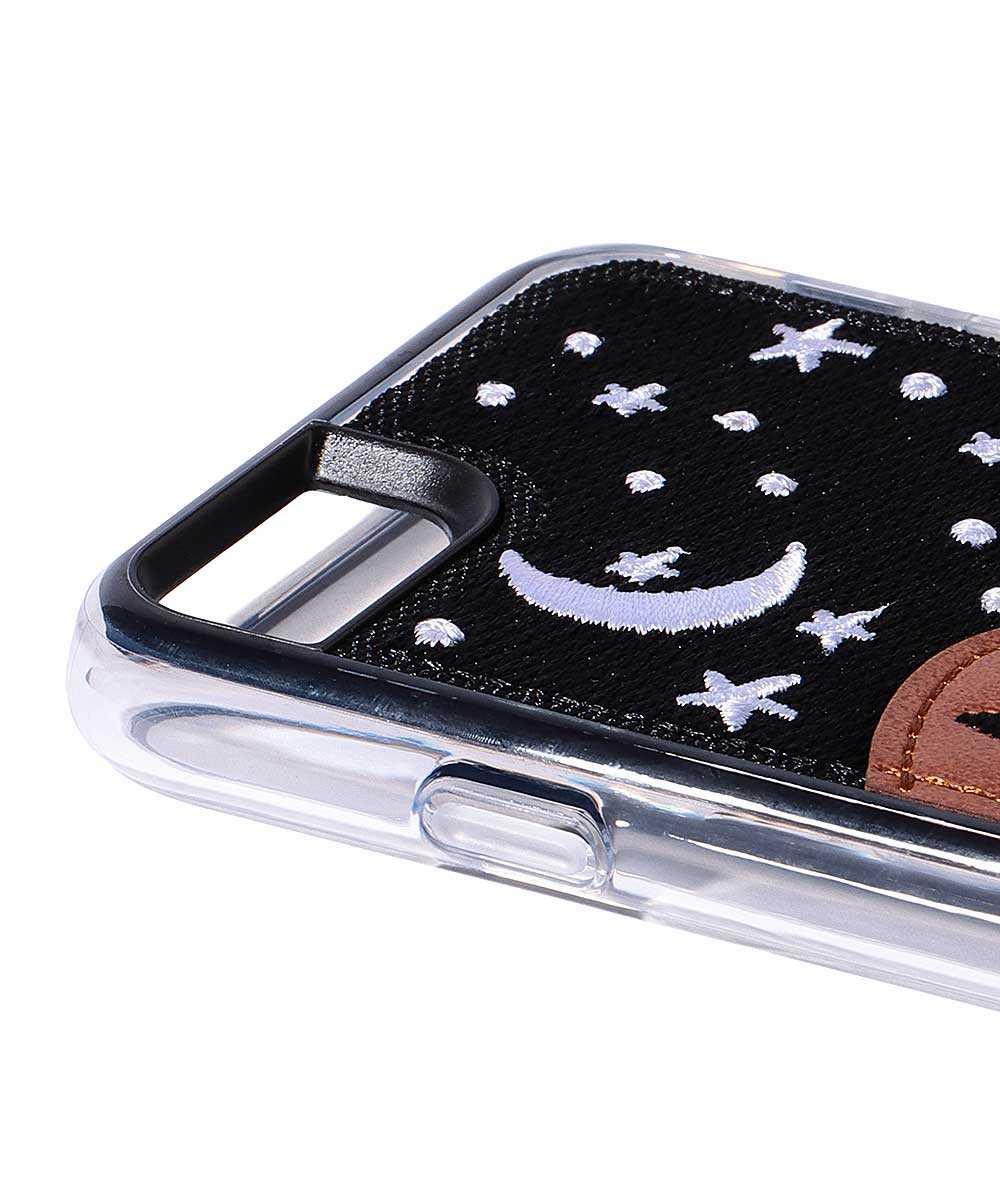 """""""ナイト""""iPhone7/8/SE2/XSケース"""