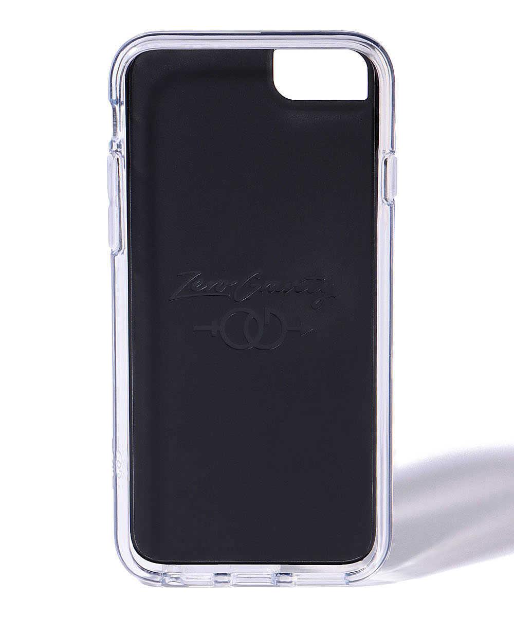 """""""ベイクド""""カードケース付きiPhone7/8/SE2/XS/XSMAXケース"""