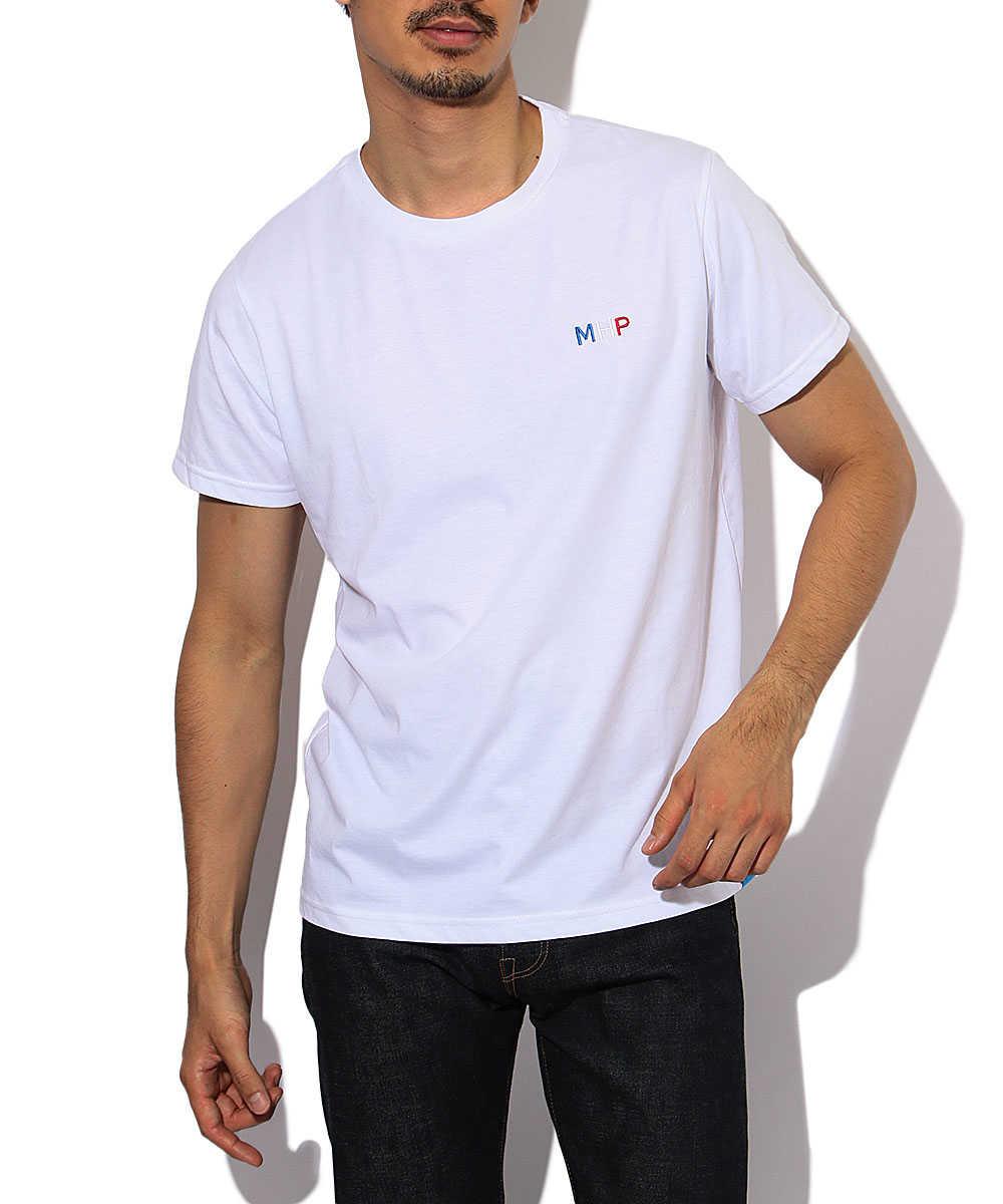 """""""アレックス""""ロゴクルーネックTシャツ"""