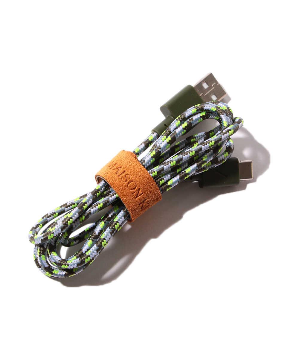 ネイティブユニオン×メゾンキツネ ワイヤレス充電器