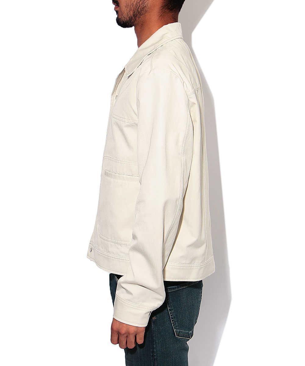 コットンツイルクラブジャケット