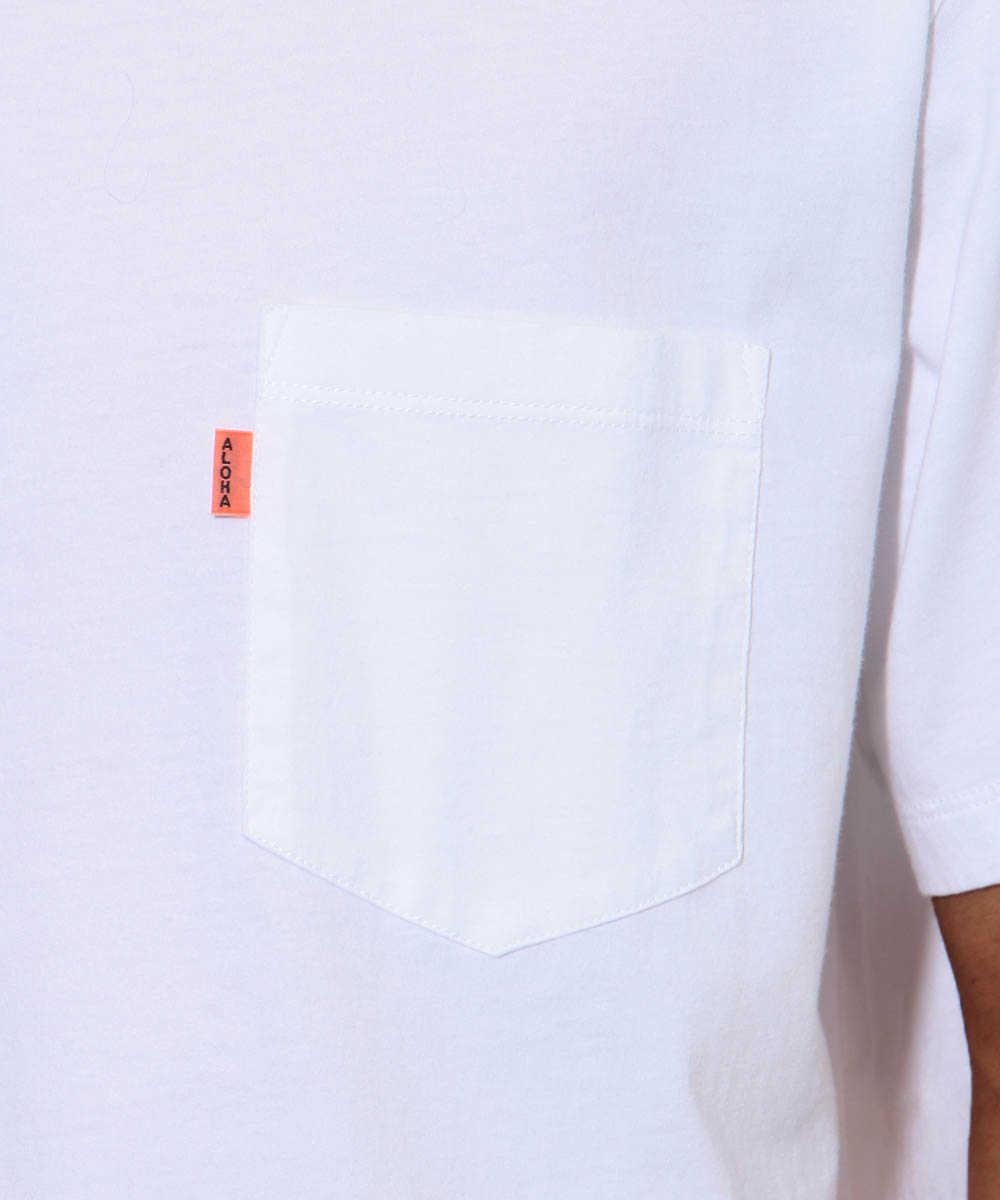 【別注・限定商品】ポケットクルーネックTシャツ