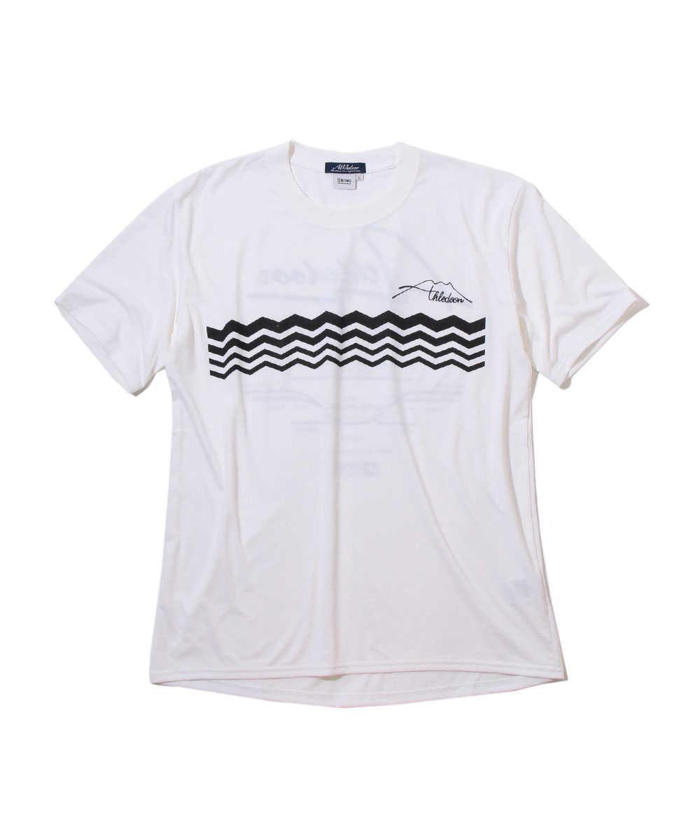 """""""ブリング""""クルーネックTシャツ"""