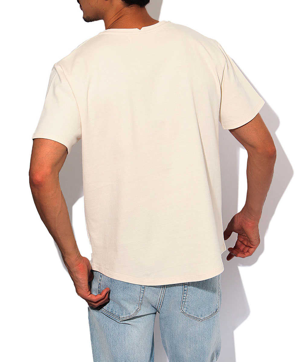 マックスウエイトクルーネックTシャツ