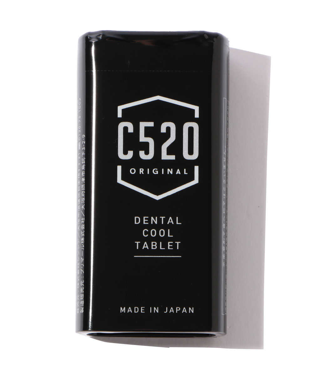 """""""C520""""タブレットトゥースペースト"""