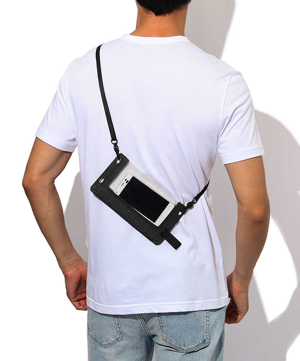スマートフォン防水ケース