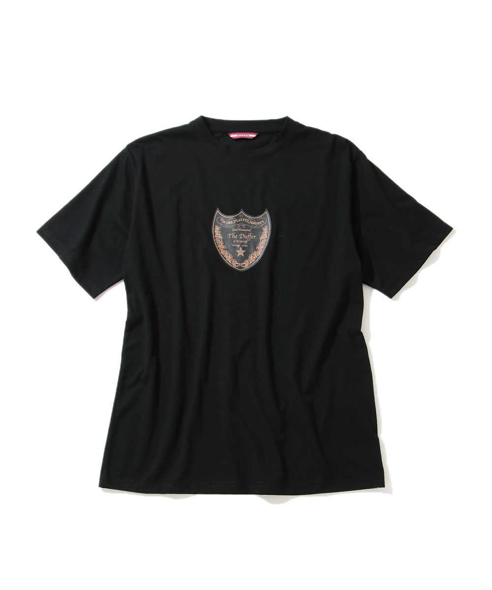 プレイフルアートクルーネックTシャツ
