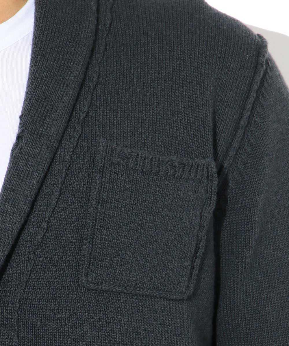【別注・限定商品】ニットジャケット