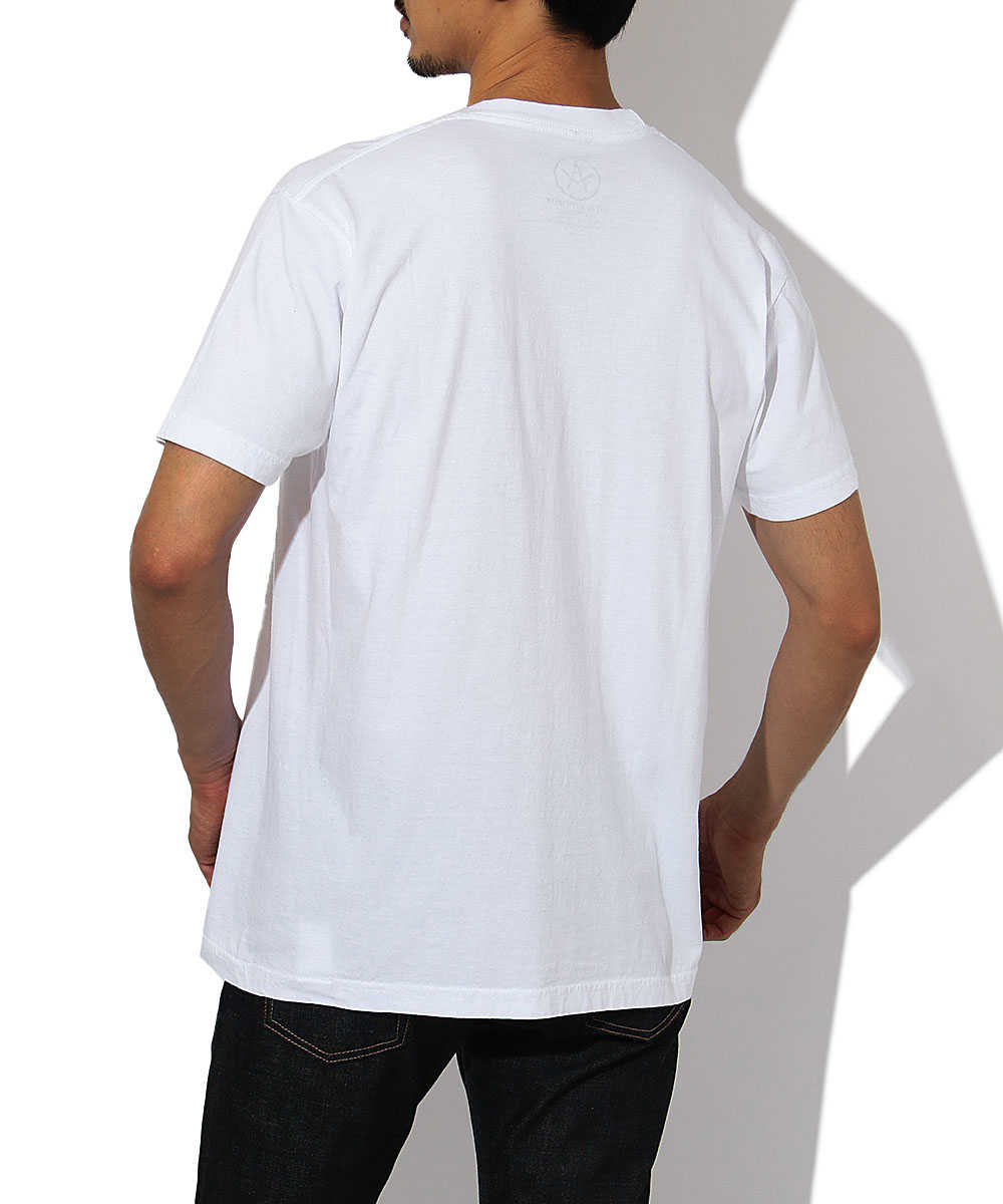 【別注・限定販売商品】プリントポケットクルーネックTシャツ