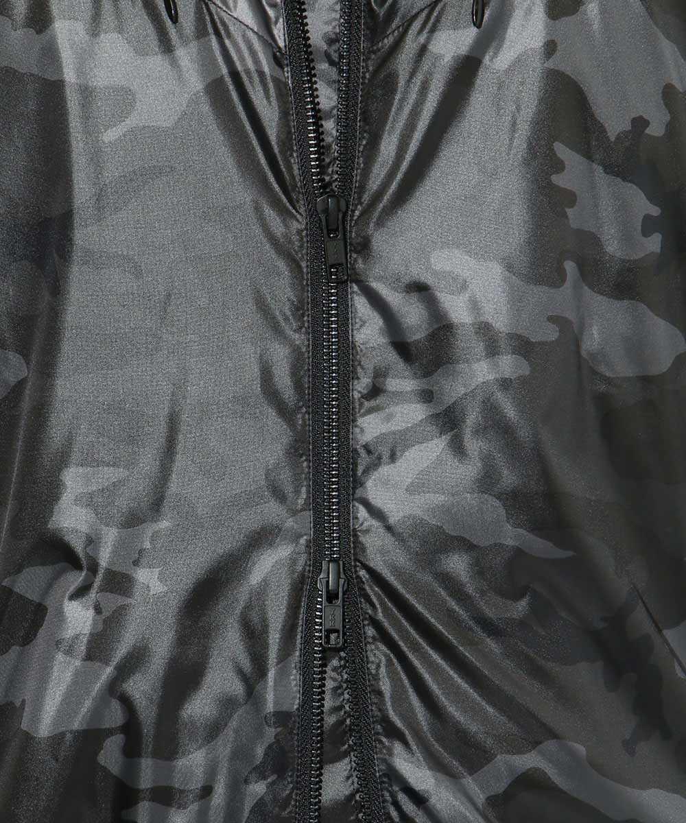【限定商品】ナイロンジップパーカ