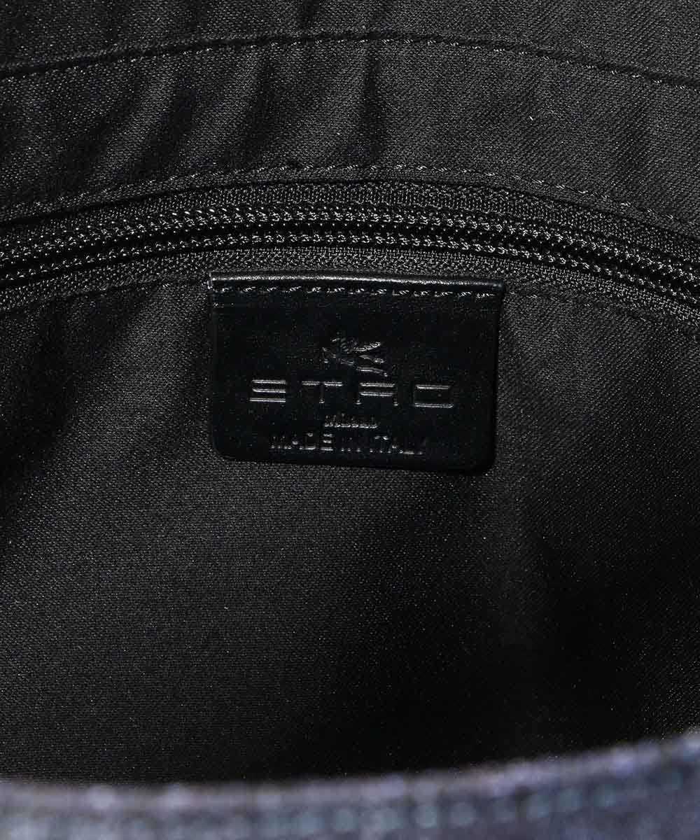 【先行商品】ペイズリー柄ナイロントートバッグ