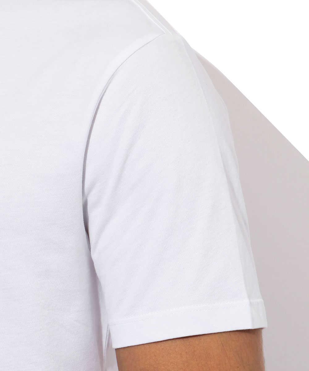 """""""ブレース トニック""""クルーネックTシャツ"""