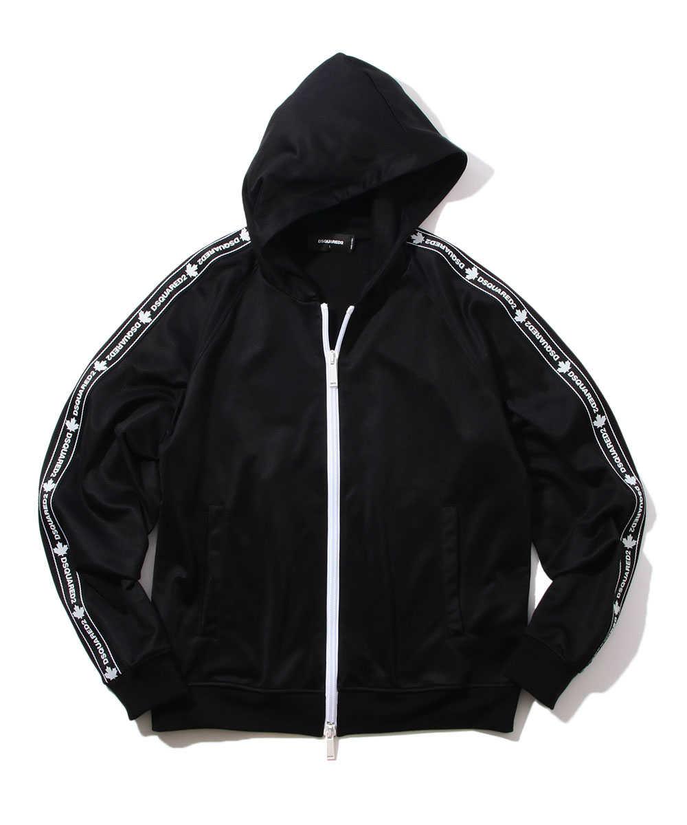 サイドライントラックジャケット