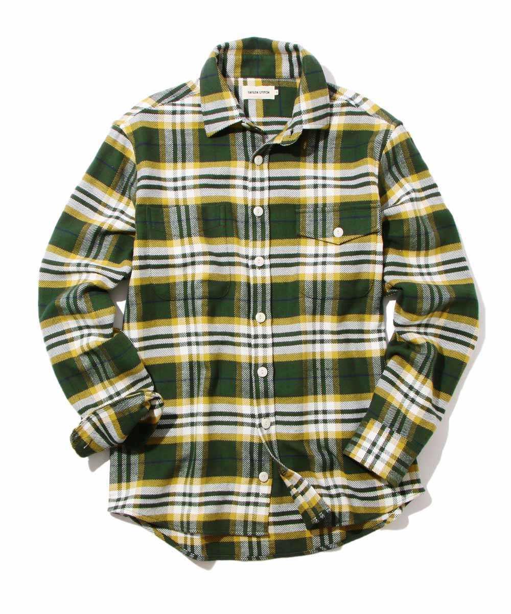 クレーターシャツ