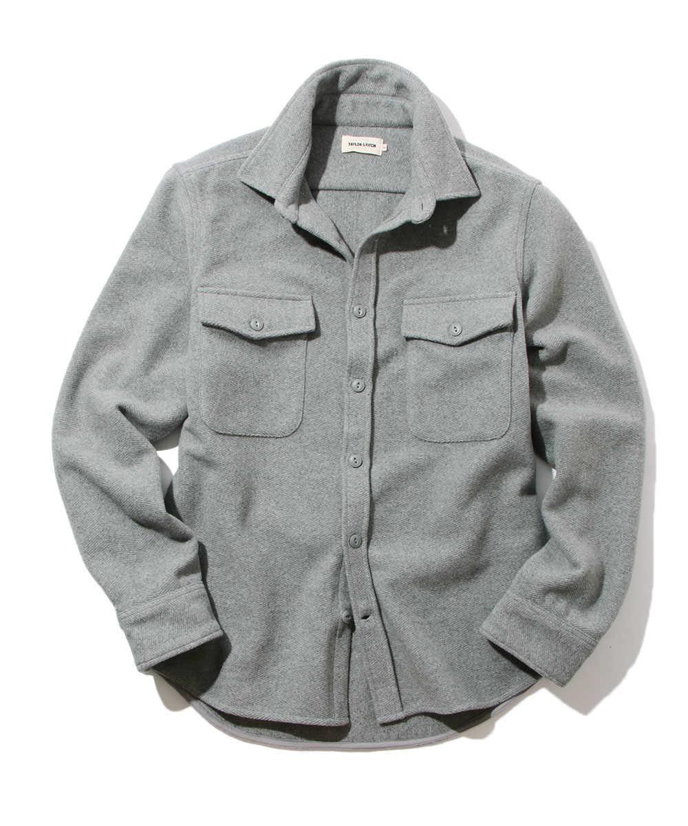 マリンタイムシャツジャケット