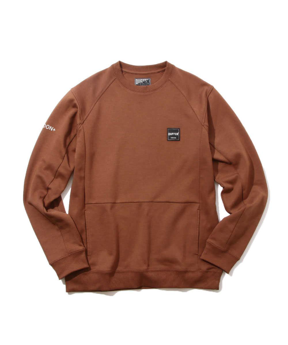 【ブラックレーベル】スムーススウェットシャツ