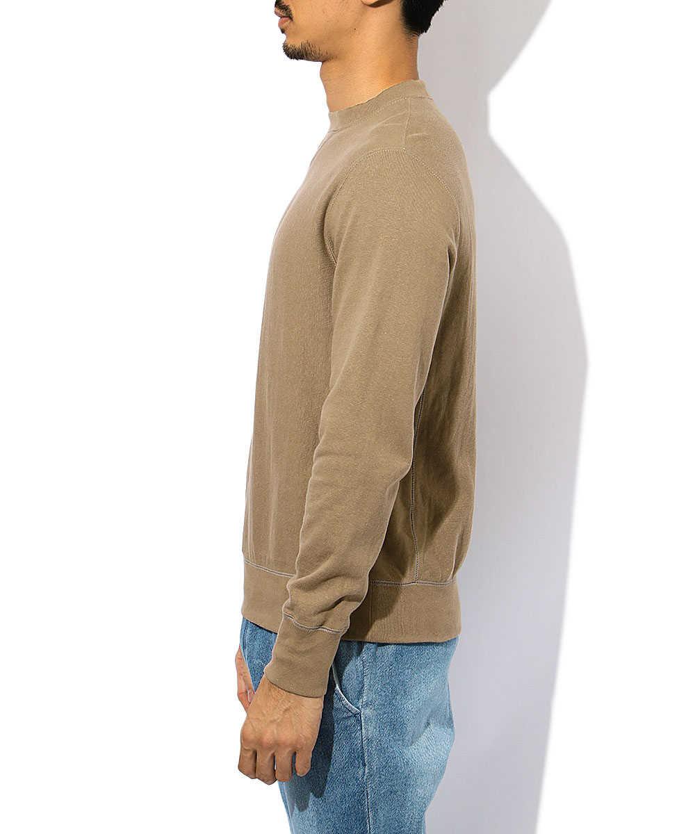 インバースウィーブVガセットライトウエイトスウェットシャツ